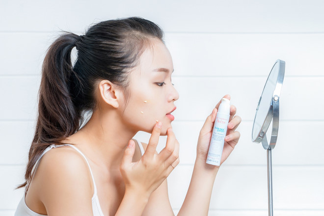 Chống nắng cho da và bổ sung thêm nhiều vitamin từ trái cây, rau củ