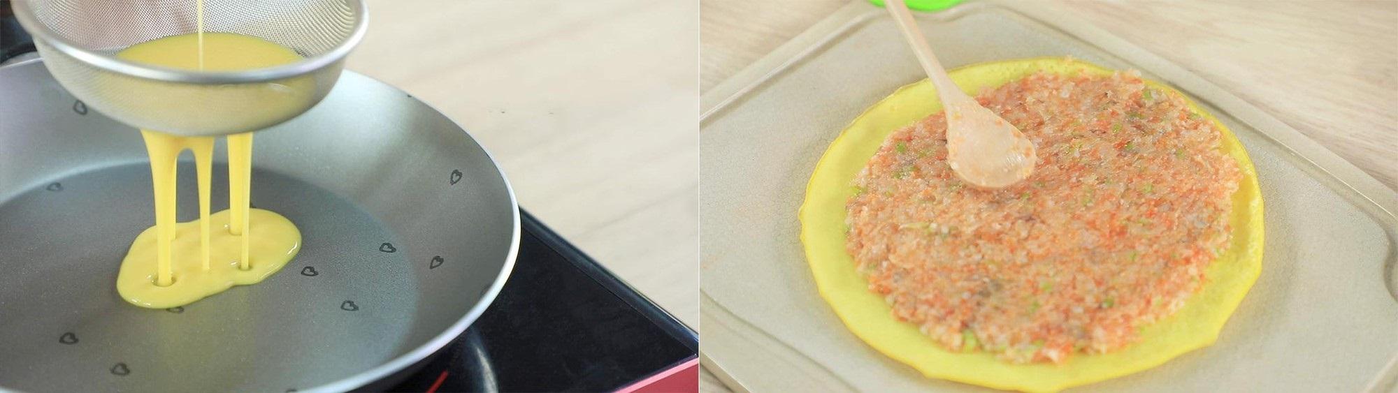 Món cơm cuộn màu hồng này nhìn đã yêu, ăn thử còn yêu hơn nữa! - Ảnh 4