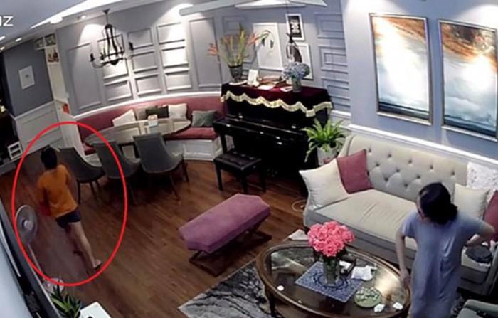 Giúp việc trộm đồng hồ Rolex hơn 200 triệu trong chung cư cao cấp - Ảnh 1
