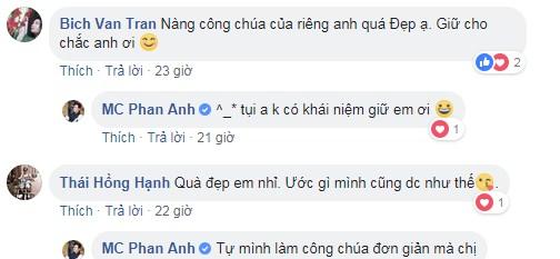 MC Phan Anh khoe quà xinh tặng vợ, nhắc khéo 'nhiều gã trai vô tình' về ngày 20/10 - Ảnh 3