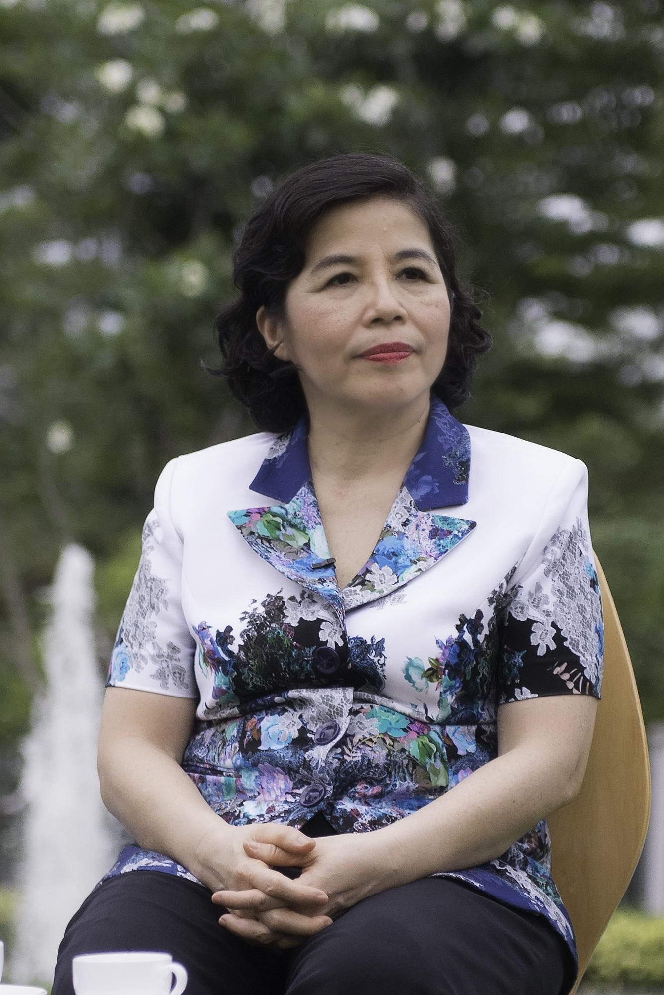 Tổng giám đốc Vinamilk là người phụ nữ duy nhất được Forbes Việt Nam vinh danh với giải thưởng 'Thành tựu trọn đời' - Ảnh 1
