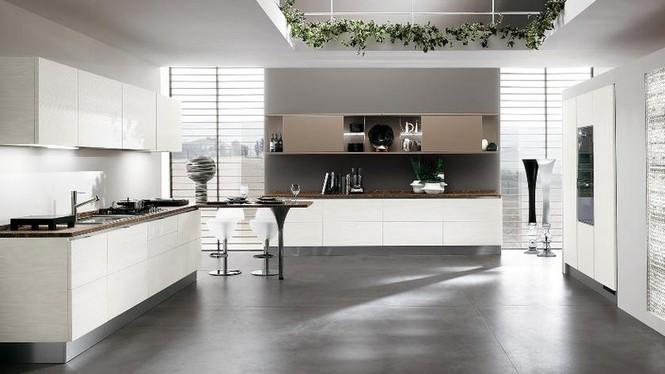 Những mẫu nhà bếp vừa nấu ăn, vừa ngắm cảnh đẹp đến khó tin - Ảnh 1