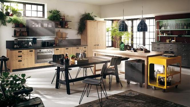 Những mẫu nhà bếp vừa nấu ăn, vừa ngắm cảnh đẹp đến khó tin - Ảnh 2