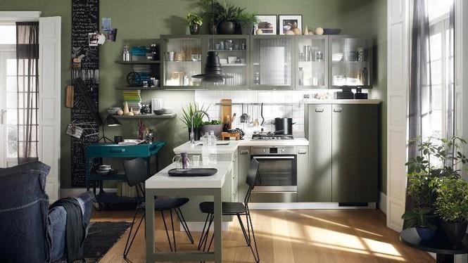 Những mẫu nhà bếp vừa nấu ăn, vừa ngắm cảnh đẹp đến khó tin - Ảnh 3