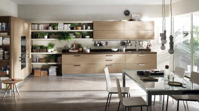 Những mẫu nhà bếp vừa nấu ăn, vừa ngắm cảnh đẹp đến khó tin - Ảnh 4