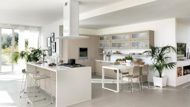 Những mẫu nhà bếp vừa nấu ăn, vừa ngắm cảnh đẹp đến khó tin - Ảnh 5