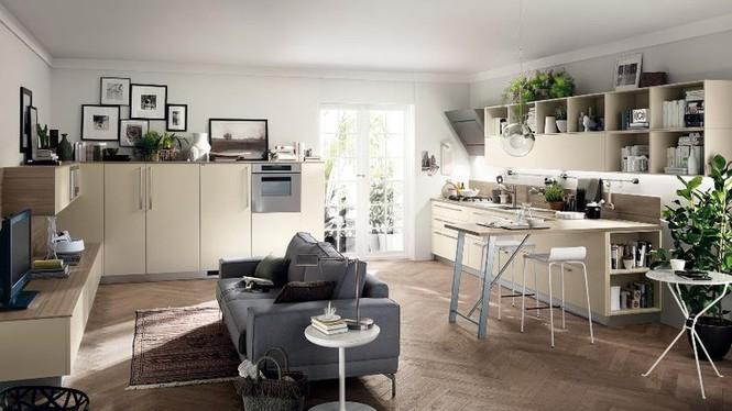 Những mẫu nhà bếp vừa nấu ăn, vừa ngắm cảnh đẹp đến khó tin - Ảnh 6