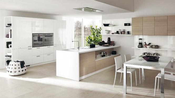Những mẫu nhà bếp vừa nấu ăn, vừa ngắm cảnh đẹp đến khó tin - Ảnh 9
