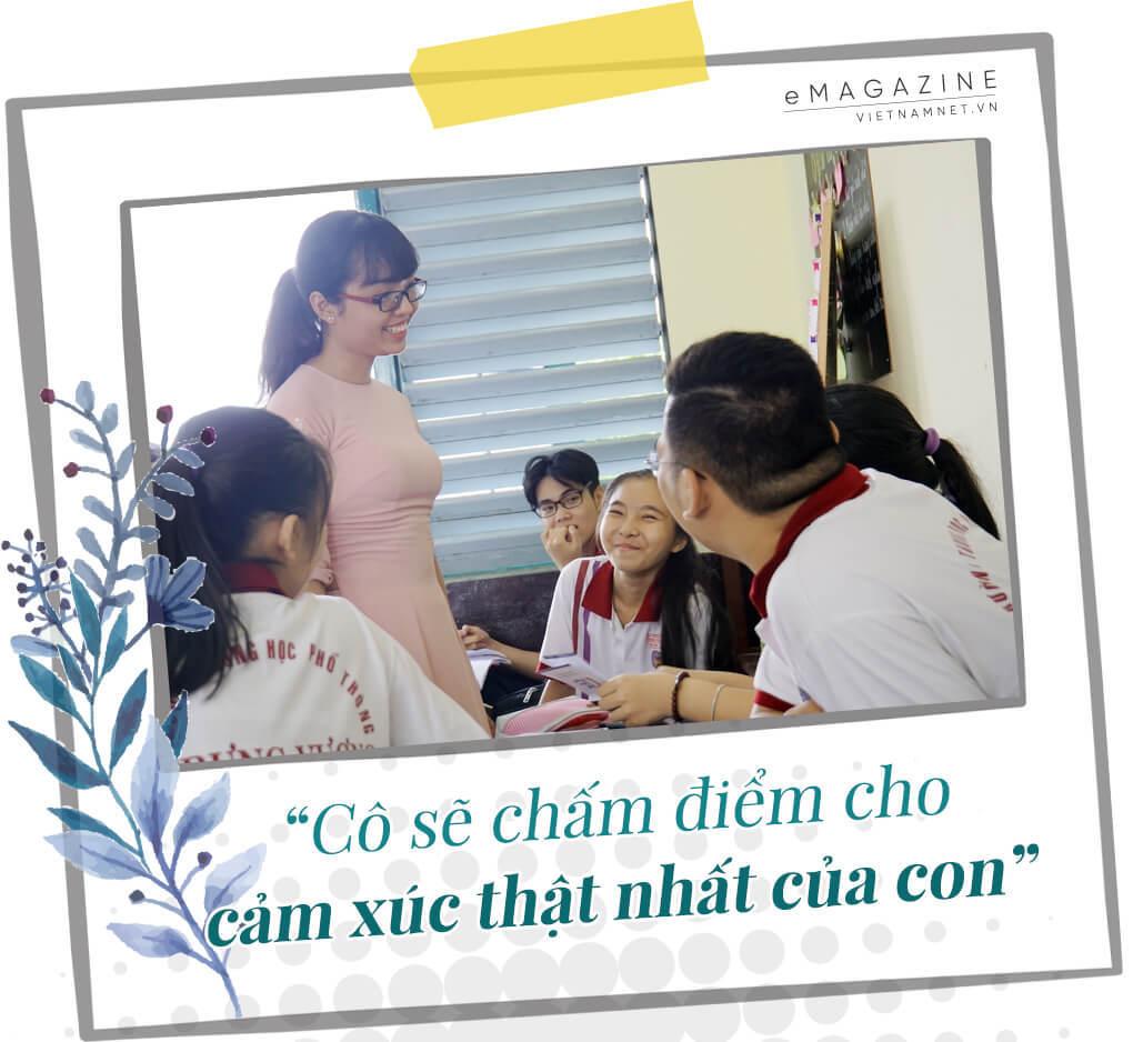 Cô giáo trẻ đánh thức sự rung động của học trò - Ảnh 2