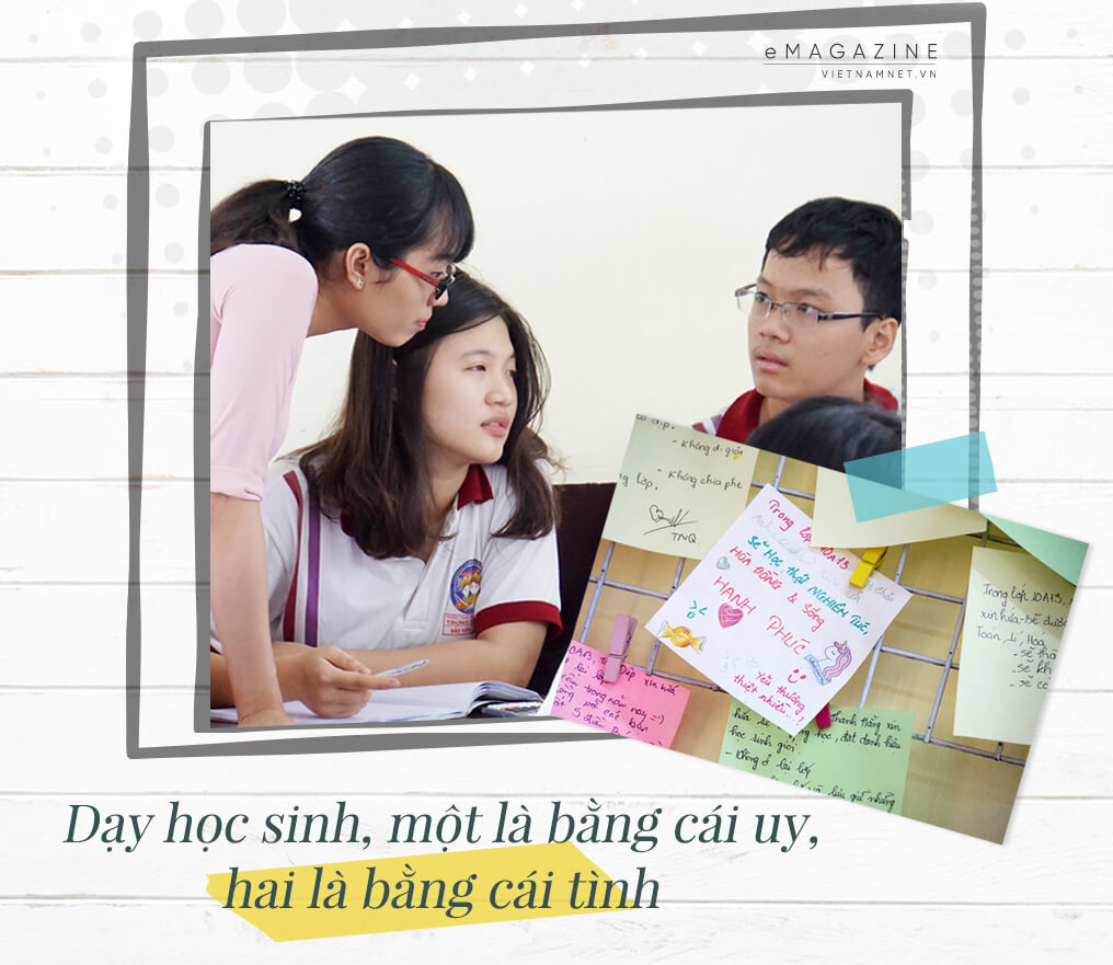 Cô giáo trẻ đánh thức sự rung động của học trò - Ảnh 4