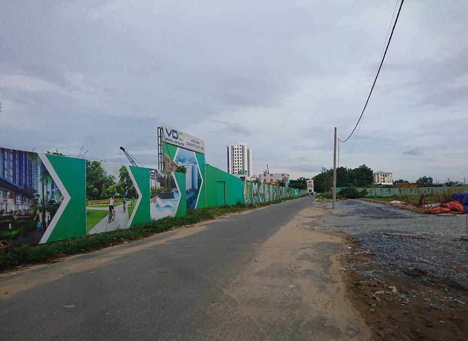 Công ty Đạt Gia rao bán dự án Green Mark khi chưa có đủ pháp lý - Ảnh 1