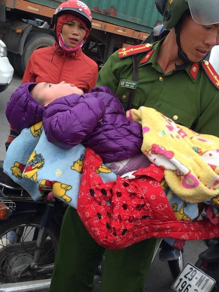 Bắc Ninh: Bị người thân bỏ rơi, bé trai 3 tuổi nằm thoi thóp vì đói rét dưới chân cầu - Ảnh 2
