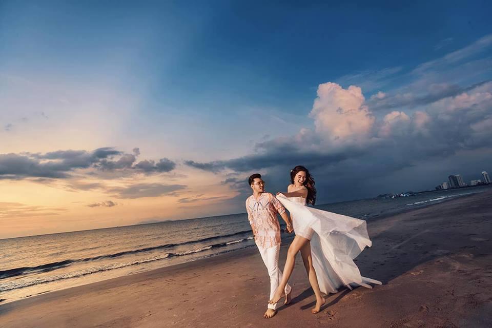 'Tan chảy' với bộ ảnh cưới đẹp như tranh vẽ của Ưng Hoàng Phúc và bà xã Kim Cương - Ảnh 9