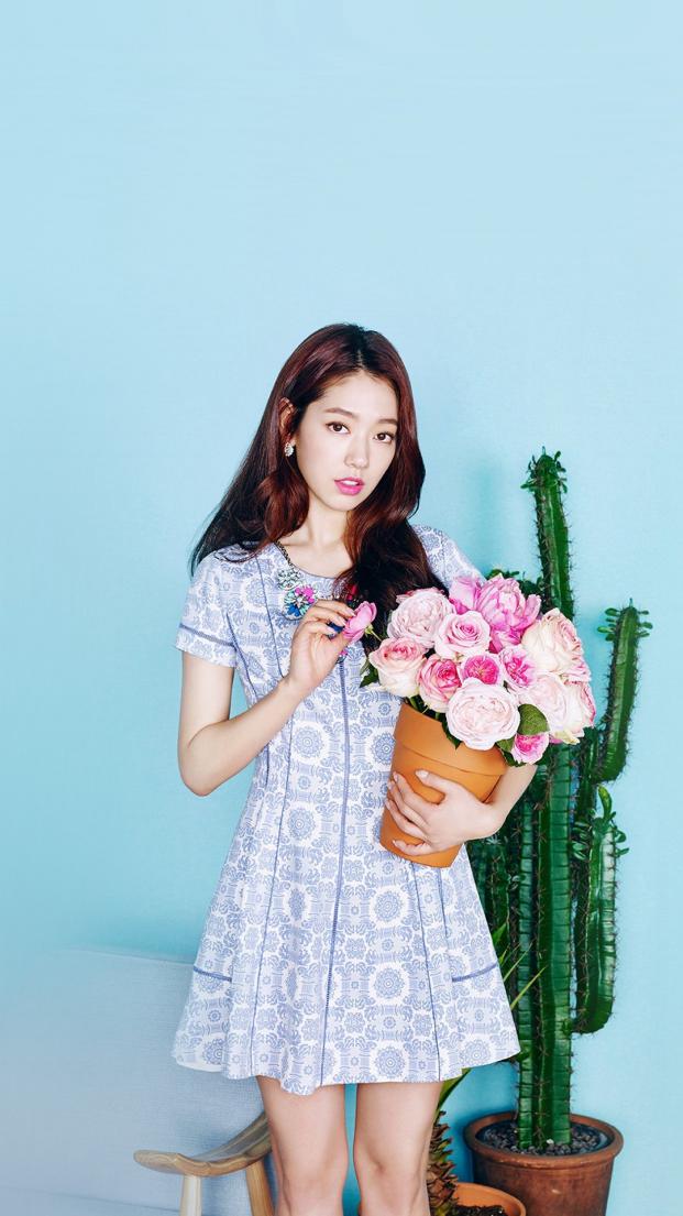 Park Shin Hye: Bí quyết da đẹp là sử dụng mật ong - Ảnh 5