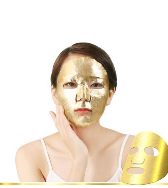 Để Tết này tự tin khoe mặt mộc với làn da trắng mịn, không tì vết, hãy học phụ nữ Hàn làm đẹp theo 5 cách này - Ảnh 5