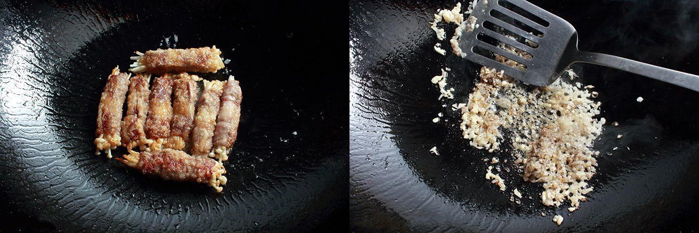 Thử ngay món bò cuộn nấm mới toanh cho bữa tiệc cuối năm thêm viên mãn - Ảnh 3
