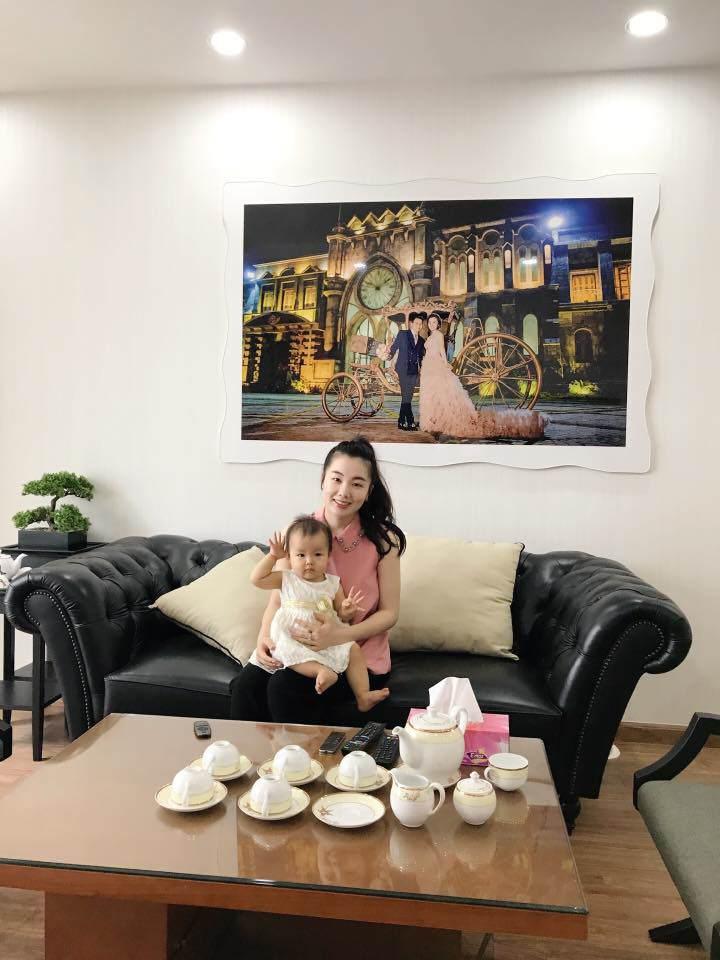 Đám cưới tiền tỷ rúng động Nam Định 2016 kết thúc: Cô dâu ở nhà, 2 năm chăm 3 con - Ảnh 5