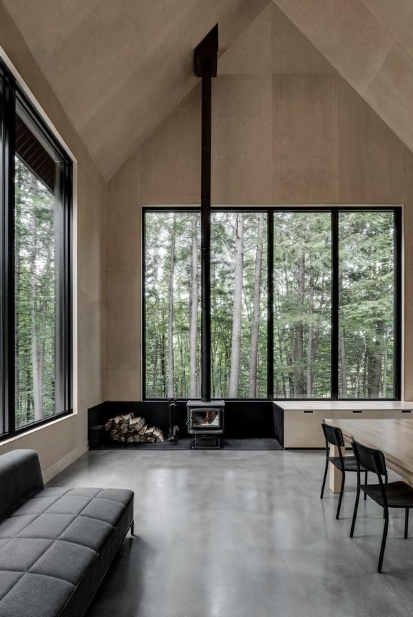 Gợi ý tuyệt vời cho đại gia thích làm nhà trong rừng - Ảnh 4