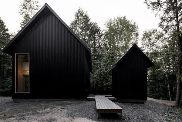 Gợi ý tuyệt vời cho đại gia thích làm nhà trong rừng - Ảnh 7
