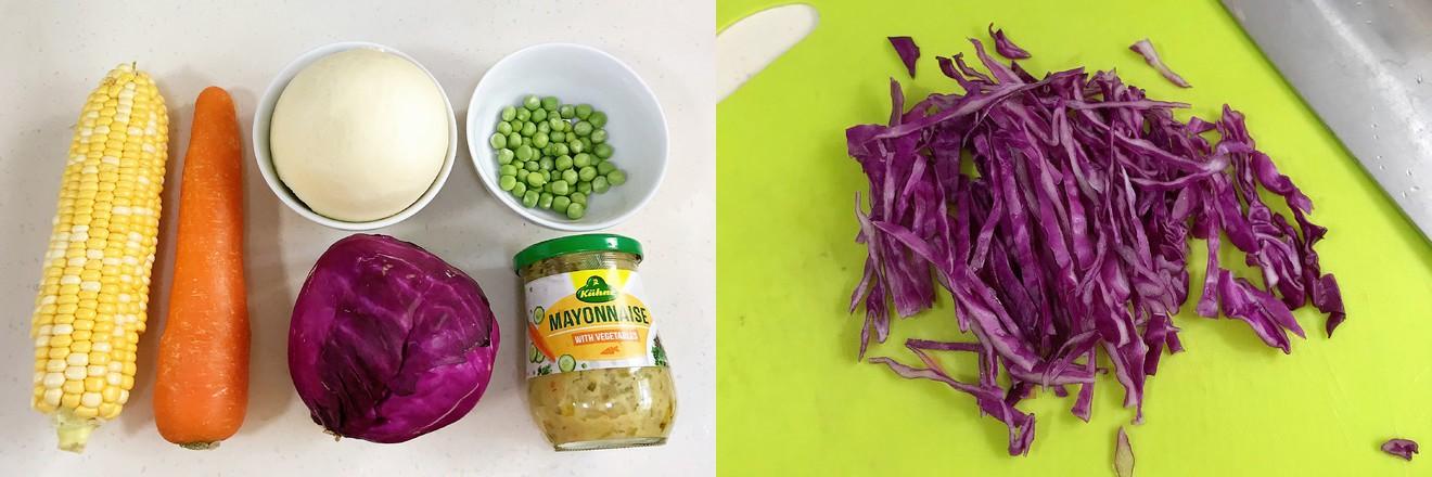 Bữa tối chỉ cần một đĩa salad thế này vừa ngon miệng lại giúp giảm cân - Ảnh 2