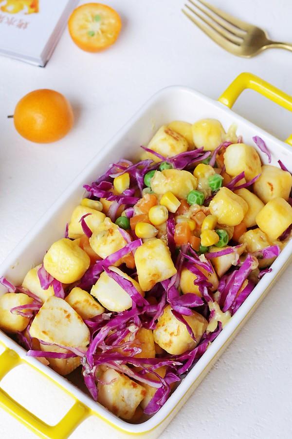 Bữa tối chỉ cần một đĩa salad thế này vừa ngon miệng lại giúp giảm cân - Ảnh 5