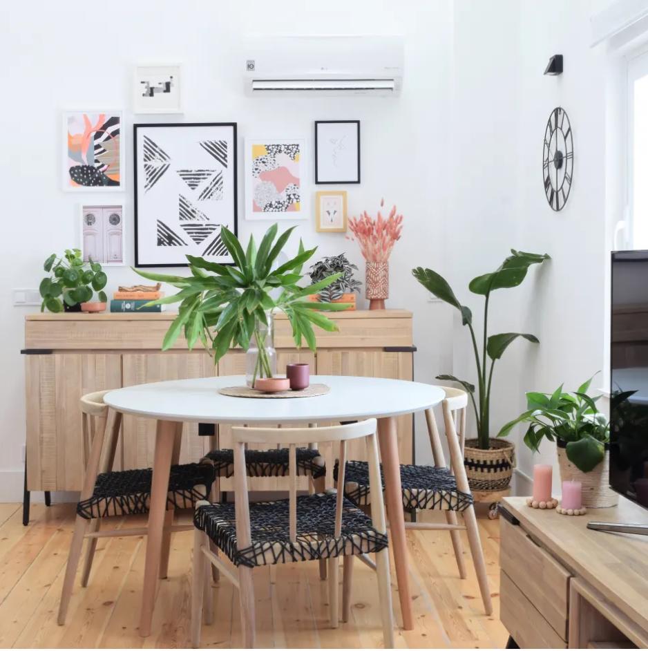 Rộng 180 mét vuông, đây là căn hộ điển hình cho sự tinh tế được xây dựng trên một ngân sách hạn hẹp - Ảnh 2