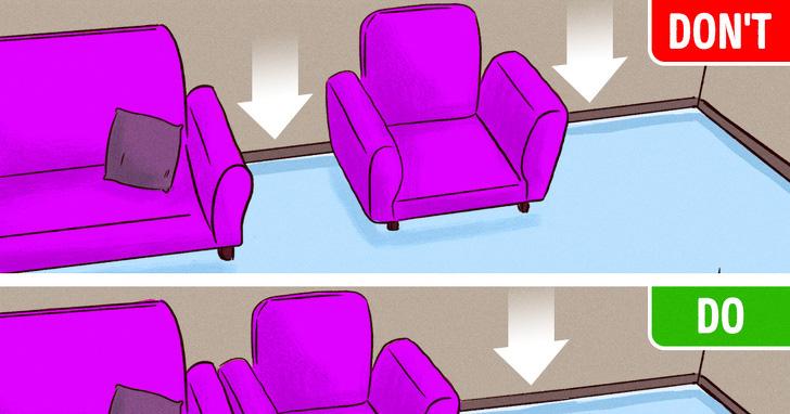 9 lời khuyên của các nhà thiết kế nội thất giúp bạn trang trí nhà chuẩn đẹp - Ảnh 8