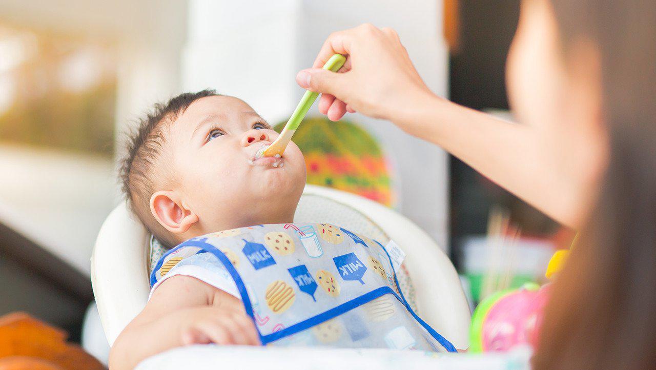 Gợi ý thực đơn cho bé 6 tháng bắt đầu ăn dặm hiệu quả, cân nặng tăng vù vù - Ảnh 3