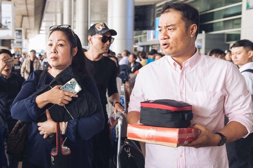 Sau 3 tuần Anh Vũ mất, Hồng Vân nghẹn ngào tiết lộ chuyện đàn em báo mộng cho nhiều người - Ảnh 2