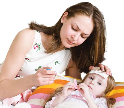 Hướng dẫn các mẹ nhận biết con bị viêm phổi bằng mắt thường tại nhà - Ảnh 1