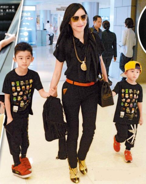 Từng bị chồng ruồng rẫy, người hâm mộ quay lưng nhưng giờ nữ diễn viên nổi tiếng này được cả châu Á ngưỡng mộ vì cách dạy con - Ảnh 3