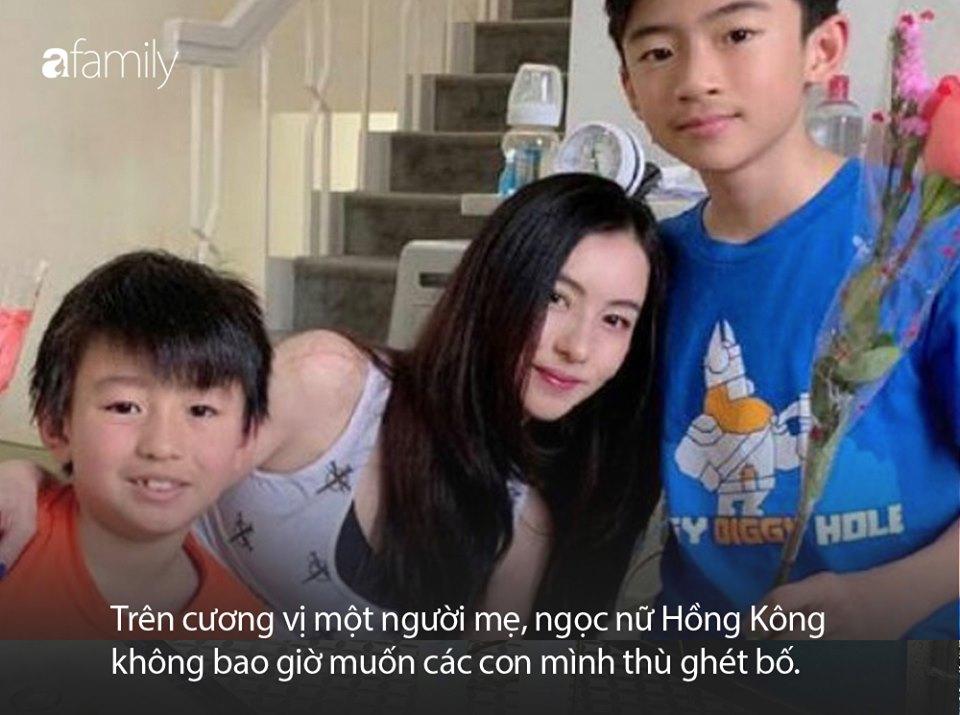 Từng bị chồng ruồng rẫy, người hâm mộ quay lưng nhưng giờ nữ diễn viên nổi tiếng này được cả châu Á ngưỡng mộ vì cách dạy con - Ảnh 5