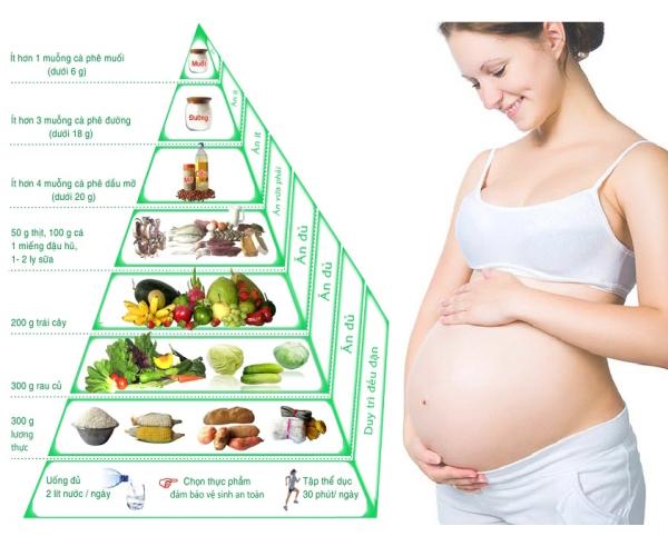 9 dưỡng chất cần thiết trong quá trình mang thai để con khỏe mạnh thông minh, mẹ bầu thông thái đừng vội bỏ qua - Ảnh 2