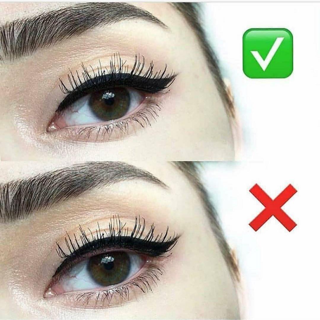Cách sửa cực đơn giản cho lỗi kẻ eyeliner có khoảng trắng ở phần mi mắt - Ảnh 1