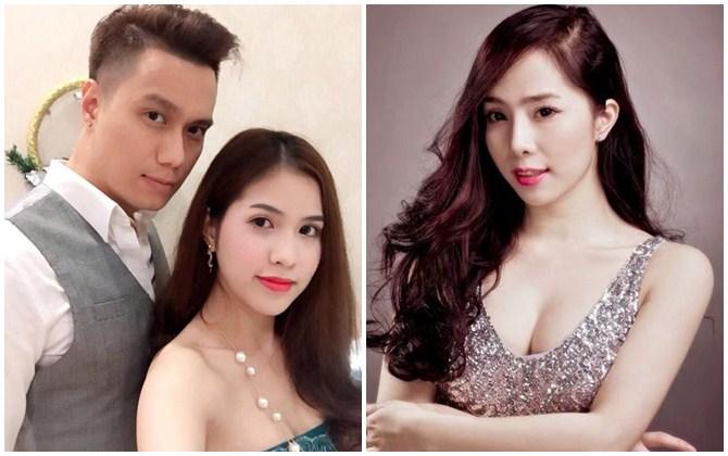 Quỳnh Nga phủ nhận tin đồn là kẻ thứ ba phá vỡ hôn nhân của Việt Anh và vợ cũ - Ảnh 1