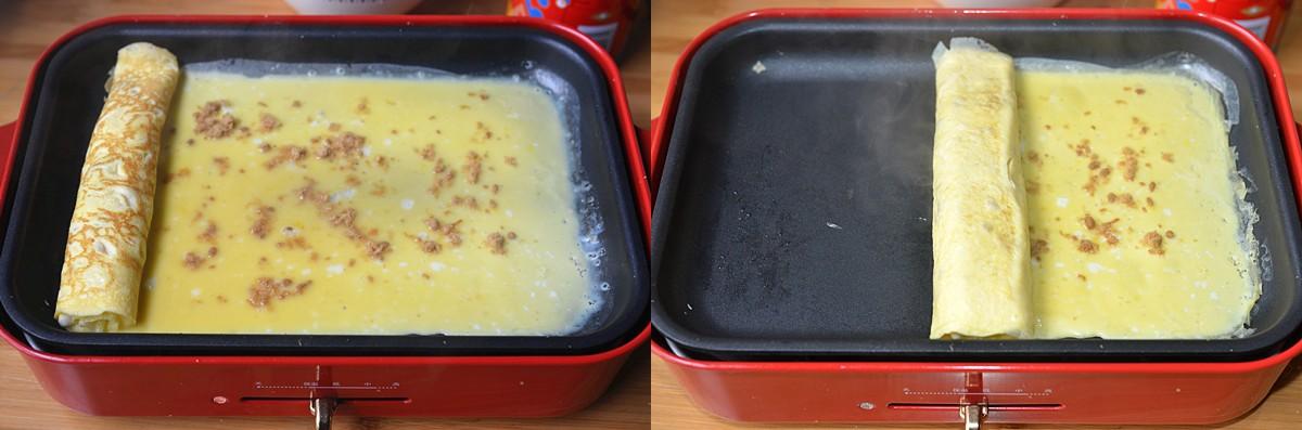Chỉ mất 3 phút làm món trứng cuộn mà con tôi đứa nào cũng ăn thun thút! - Ảnh 3
