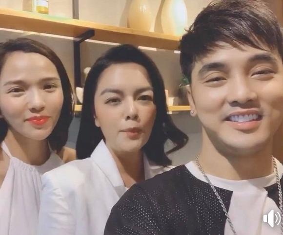 Ưng Hoàng Phúc, Phạm Quỳnh Anh và dàn sao Việt chúc mừng Thu Thuỷ được bạn trai kém tuổi cầu hôn - Ảnh 3