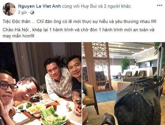 Việt Anh hứng 'gạch đá' dữ dội từ cộng đồng mạng khi ăn mừng linh đình sau ly hôn lần hai - Ảnh 2