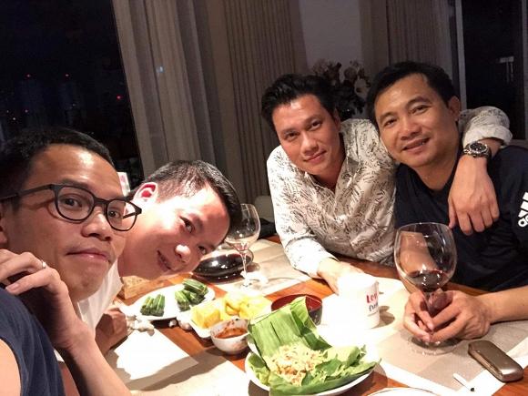 Việt Anh hứng 'gạch đá' dữ dội từ cộng đồng mạng khi ăn mừng linh đình sau ly hôn lần hai - Ảnh 3