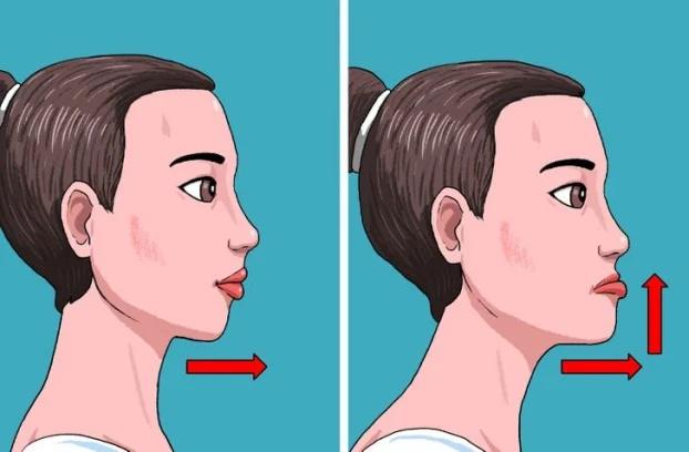 5 bài tập giúp bạn có đường xương hàm đẹp hơn không cần phẫu thuật - Ảnh 3