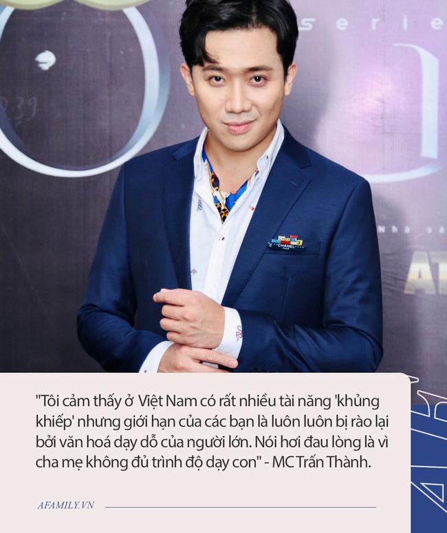 Trấn Thành thẳng thắn bày tỏ quan điểm nuôi dạy con khiến cha mẹ Việt nổ ra cuộc tranh cãi gay gắt - Ảnh 2