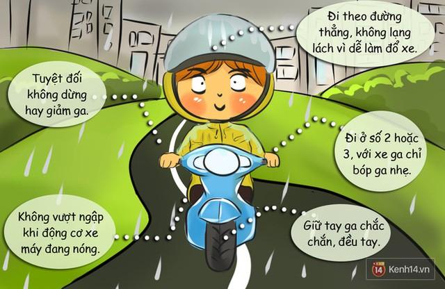 Bão số 3 đã vào bờ, ghi nhớ ngay những nguyên tắc này để giữ an toàn cho sức khỏe trong mùa bão - Ảnh 5