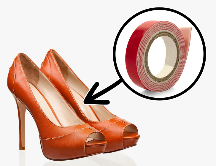 Bí quyết đơn giản giúp đi giày cao gót suốt cả ngày chân vẫn không đau nhứt, trầy xước, là phụ nữ nhất định phải biết - Ảnh 3