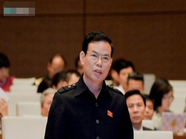 Bí thư Hà Giang Triệu Tài Vinh: 'Không việc gì tôi phải đi xin điểm' - Ảnh 1