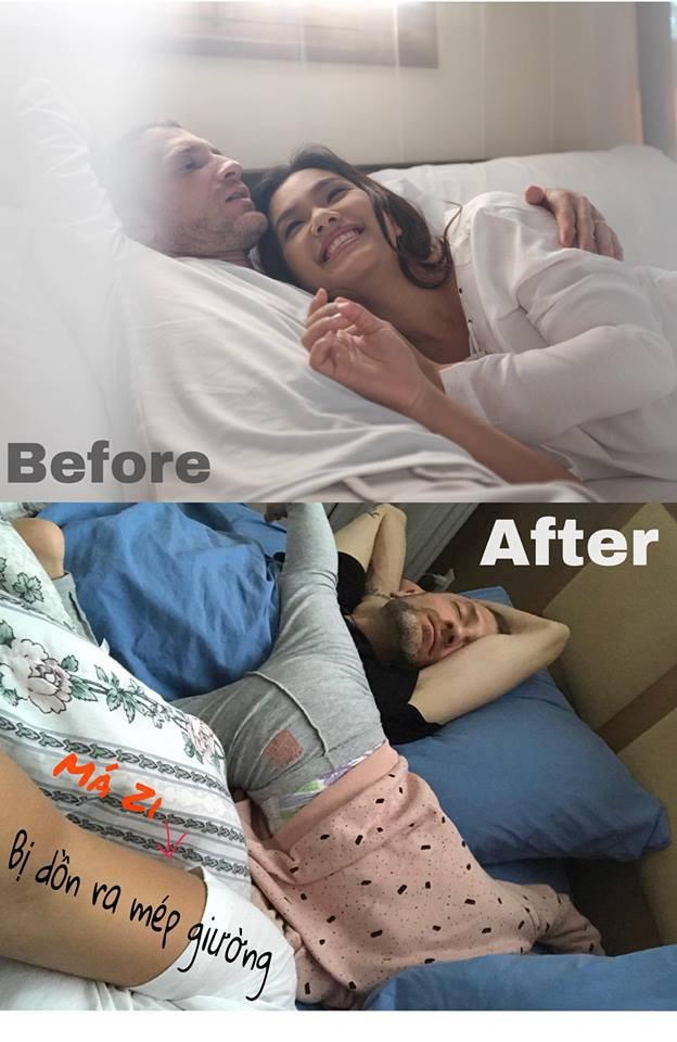 Đáng yêu như vợ chồng Phương Vy khi tiết lộ cuộc sống thay đổi 180 độ sau khi có con - Ảnh 5