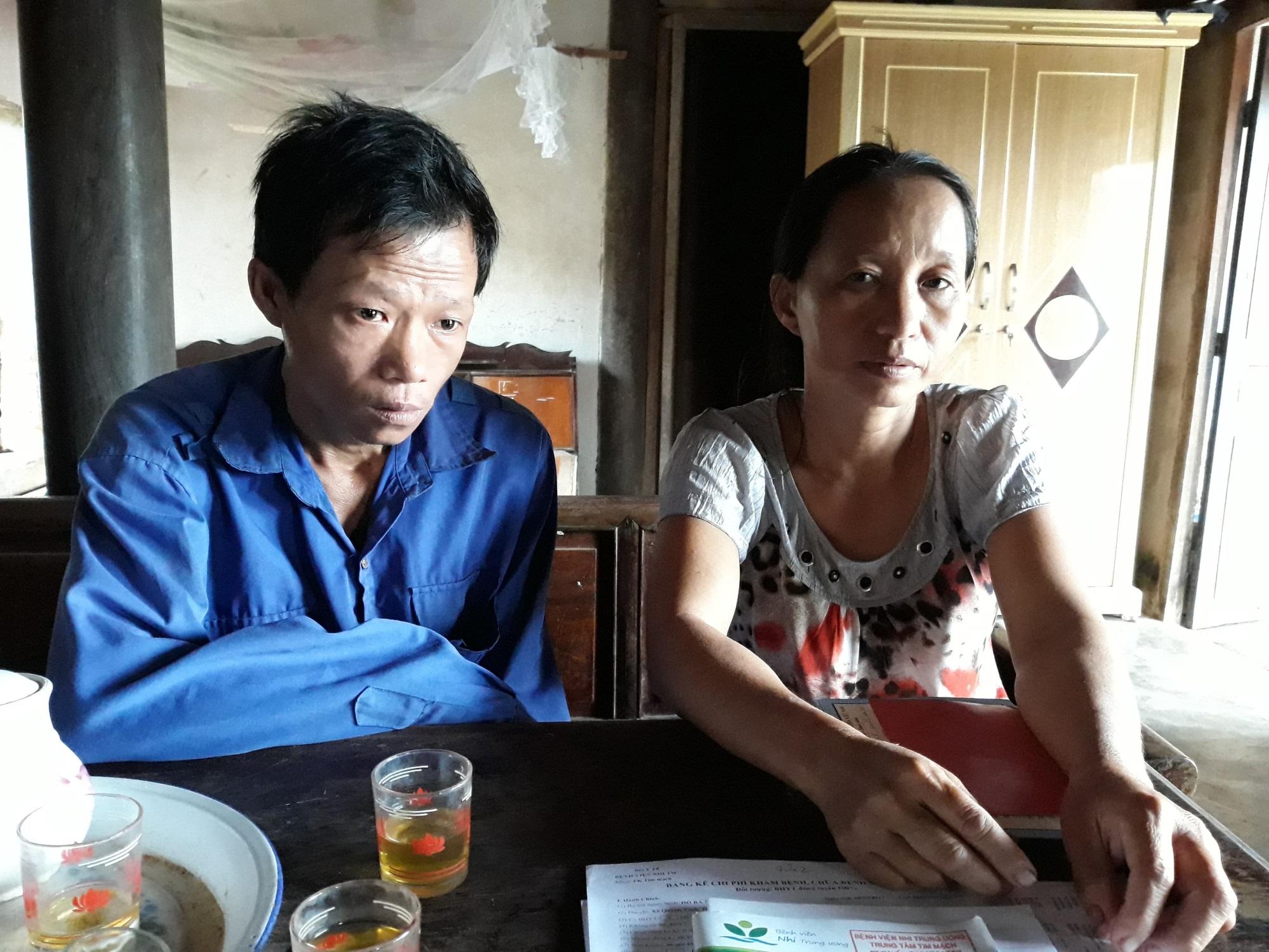 Lời cầu cứu của cặp vợ chồng bất hạnh: 'Xin mọi người dang rộng vòng tay cứu lấy con tôi' - Ảnh 2