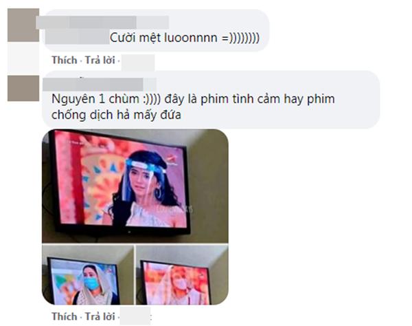 Cười ra nước mắt vì nụ hôn sáng tạo sau nón chắn dịch ở phim Ấn Độ mùa giãn cách - Ảnh 7