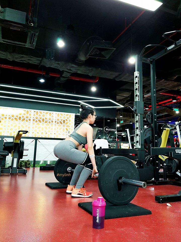Sau 2 năm tập gym kết hợp ăn Eat Clean, cô gái trẻ sở hữu thân hình săn gọn, lại còn cao lên tận 6cm! - Ảnh 5