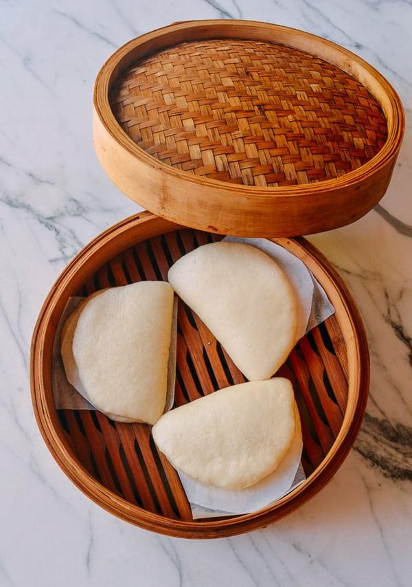 Mách bạn cách làm món bánh bao độc lạ kiểu Tàu - Ảnh 8