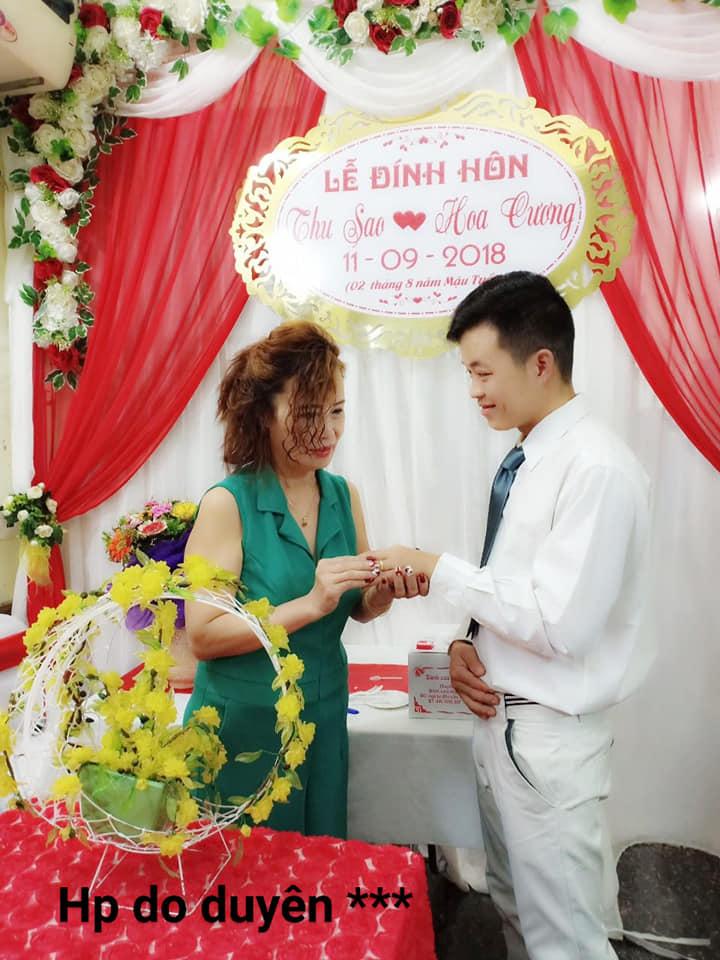 Trước ngày cưới cô dâu 61 tuổi, chú rể 26 tiết lộ chuyện bất ngờ - Ảnh 2